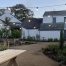 Courtyard for a garden for luxury barn conversion holiday cottages