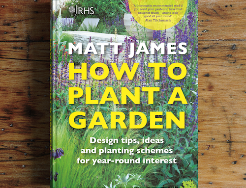 RHS How to Plant a Garden – Republished & repackaged!